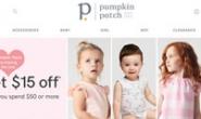 新西兰家喻户晓的童装品牌:Pumpkin Patch