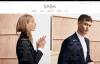 澳洲的服装老品牌:SABA