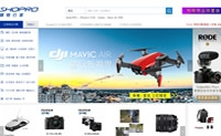 台湾SHOPRO购物行家:亚洲首创影视.3C.家电.优质购物平台