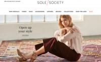 美国妇女生活方式品牌:Sole Society