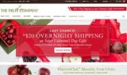 美国领先的水果篮送货公司和新鲜水果供应商:The Fruit Company