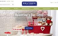 美国第一的礼品篮网站:Wine Country Gift Baskets
