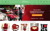 阿联酋网上花店:Ferns N Petals