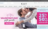 全球知名的珠宝首饰品牌:Kay Jewelers