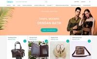 印尼手工产品网上商城:Qlapa