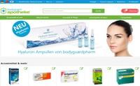 德国BA保镖药房官网:Bodyguard Apotheke