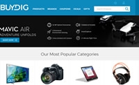 美国电子产品购物网站:BuyDig.com