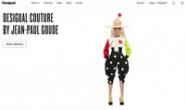 Desigual英国官网:在线购买原创服装
