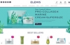 Elemis美国官网:英国的第一豪华护肤品牌