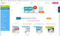 波兰最大的婴幼儿食品专业零售商:Feedo.pl