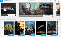 全球游戏Keys和卡片市场:GamesDeal
