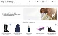 发现一系列最好的英国服装品牌:Henmores