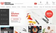 澳大利亚最好的厨具店:Kitchen Warehouse
