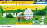 LEGO玩具英国商店:LEGO Shop