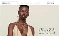 纽约复古灵感的现代珠宝品牌:Lulu Frost