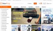 中国跨境电子商务网站:NewFrog