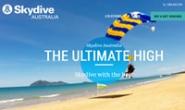澳大利亚拥有最佳跳伞降落点和最好服务的跳伞项目运营商:Skydive Australia