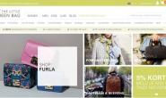 荷兰包包购物网站:The Little Green Bag