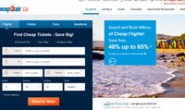 加拿大廉价机票预订网站:CheapOair.ca