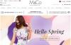苏格兰销售女装、男装和童装的连锁店:M&Co