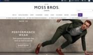 Moss Bros爱尔兰:英国西装和正式男装专家