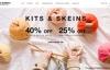 We Are Knitters美国官网:购买羊毛线、针、纱、其他针织