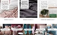 新西兰床上用品和家居用品购物网站:Adairs