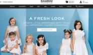 欧洲顶级的童装奢侈品购物网站:Bambini Fashion(面向全球)