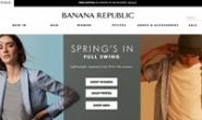 Banana Republic英国官网:香蕉共和国,GAP集团旗下偏贵族风