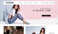 Calzedonia爱尔兰官方网站:意大利风格的袜子,护腿