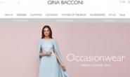 Gina Bacconi官网:吉娜贝康尼连衣裙和礼服