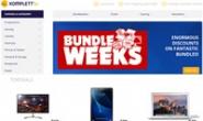 爱尔兰电子产品购物网站:Komplett.ie