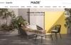 MADE荷兰:提供原创设计师家具