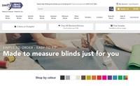 英国在线定制百叶窗网站:Swift Direct Blinds