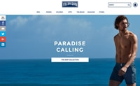 Vilebrequin英国官网:法国豪华泳装品牌(男士沙滩裤)