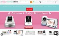 英国最大的婴儿监视器网上商店:Baby Monitors Direct