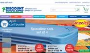美国学校用品、教室和教学商店:Discount School Supply