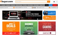 英国领先的电子、技术和办公用品购物网站:Ebuyer
