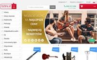 波兰乐器网上商店:Kytary.pl