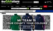 爱尔兰领先的在线体育用品零售商:theGAAstore