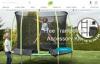 英国户外玩具儿童游乐设备网站:TP Toys(蹦床、攀爬框架、秋千、滑梯和游戏屋)