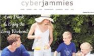 英国舒适睡衣品牌:Cyberjammies