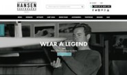 汉森冲浪板:Hansen Surfboards
