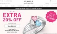 美国高品质个性化珠宝销售网站:Jewlr