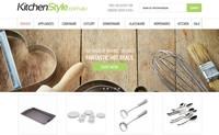 澳洲在线厨具商店:Kitchen Style