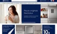 Electrolux伊莱克斯巴西商店:家用电器、小家电和配件
