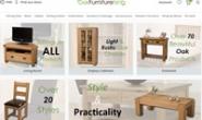 英国橡木家具购物网站:Oak Furniture King