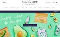 世界领先的夏季生活品牌:Sunnylife