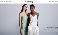Theory美国官网:后现代都市风时装品牌