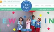有机童装:Toby Tiger